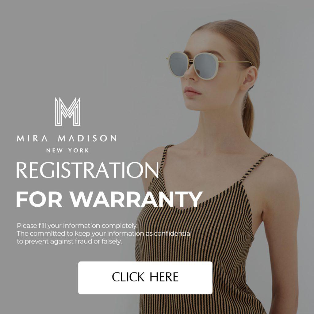 MiraMadisonWarranty